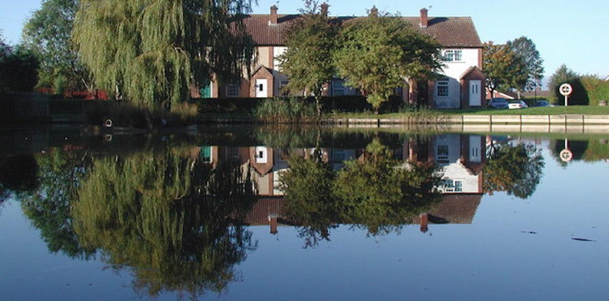 Jubilee Pond, Gilberdyke